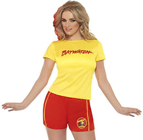 Baywatch Beach Adult Costume - Small]()