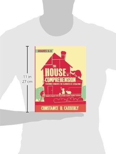 Amazon.com: The House of Comprehension: Grades 6-9 (9781938406171 ...