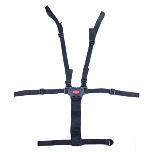 5 Point Harness Stroller - 9