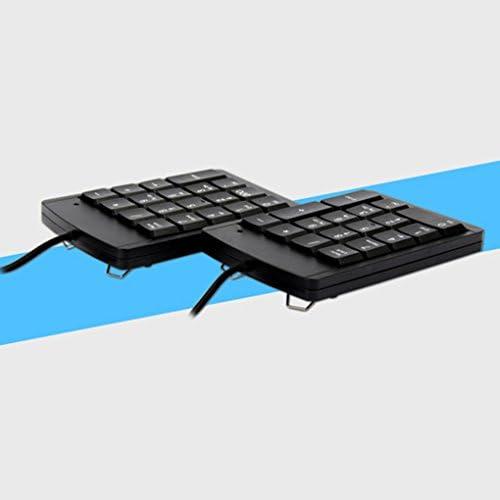 Befaith teclado numérico Digital Digital 17 teclas Pad Mini ...