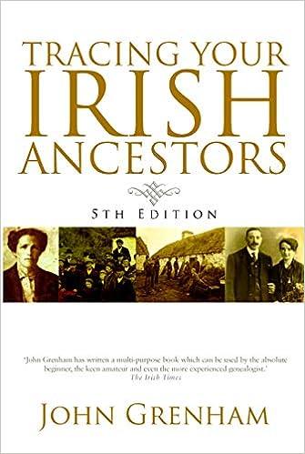 Need Help From The Irish Genealogy Experts?