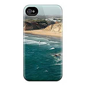 Awesome Southwest Alentejo And Vicentine Coast Flip Case With Fashion Design For Iphone 4/4s