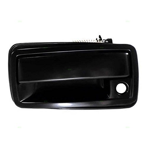 Drivers Front Outside Exterior Door Handle Replacement for 94-05 Chevrolet GMC Pickup Truck Oldsmobile SUV 15647661 AutoAndArt