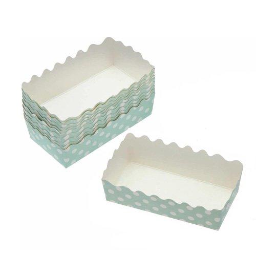 Mini Kastenbackform aus Papier