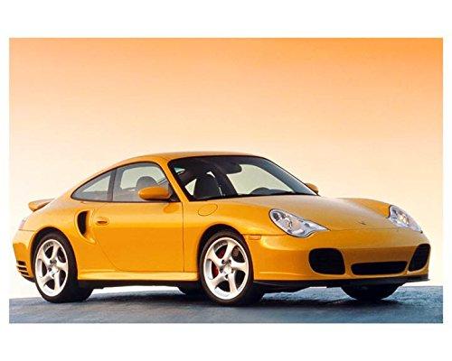 2004 Porsche 911 996 Turbo Coupe Automobile Photo Poster