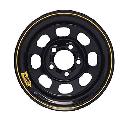 Aero 50 Series 15 Inch Race Wheel, 5x4.5 Pattern, 4 In. Backspace ()