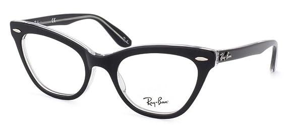 eaa2b33f8b9 Amazon.com  Ray-Ban Women s Rx5226 Cateye Eyeglasses
