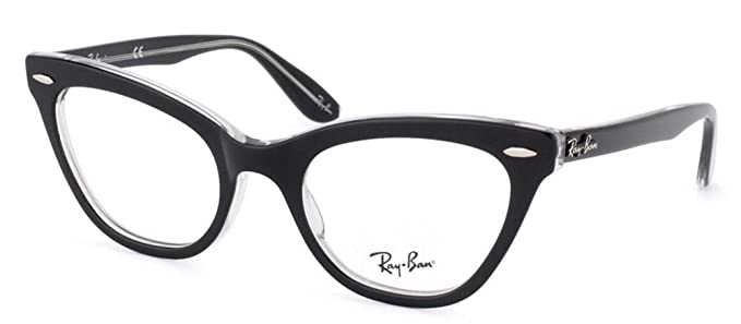 f20a0de588 Amazon.com  Ray-Ban Women s Rx5226 Cateye Eyeglasses