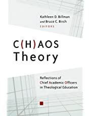 C(H)AOS Theory: Reflections of Chief Academic Officers in Theological Education