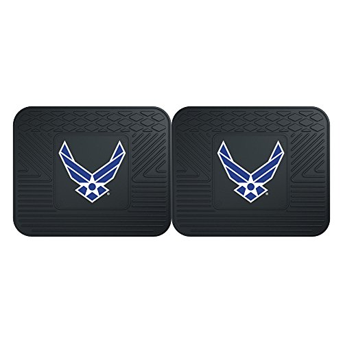 (Fanmats Military  'Air Force' Utility Mat - 2 Piece )