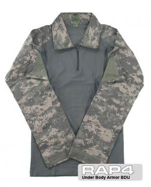 Acu Body Armor - Under Vests And Body Armor BDU (ACU) Medium Paintball Equipment