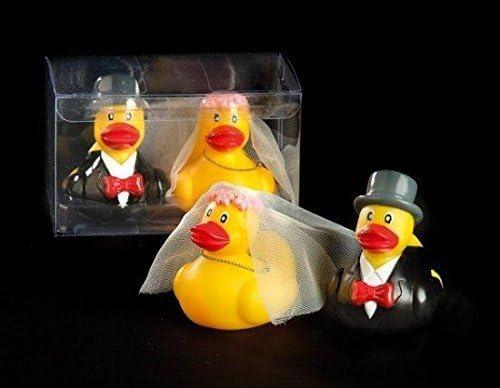 Alandra Party Mr and Mrs Duck Geschenkbox-Set