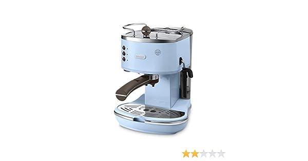 DeLonghi ECOV 311.AZ Independiente Manual Máquina espresso 1.4L ...