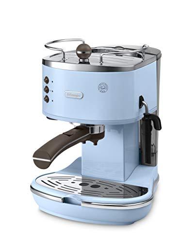 DeLonghi ECOV 311.AZ Independiente Manual Máquina espresso 1.4L Azul – Cafetera (Independiente, Máquina espresso, 1,4 L…