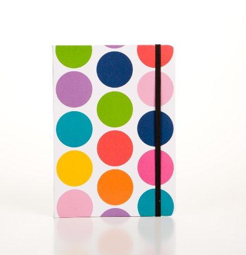 UPC 079784193994, Carolina Pad Kaleidoscope Elastic Journal, 7 x 5 Inches, Multicolored, Design May Vary (19399)