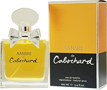 Ambre De Cabochard By Parfums Gres For Women Edt Spray 3.3 Oz