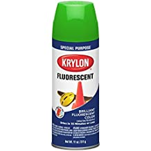 Krylon 3106 Aerosol Paint, 11 oz, Green, Pack of 1