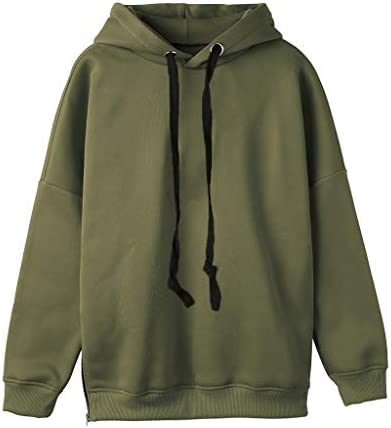 HENWERD Casual Letter Print Sweatshirt for Women Teen Girls Pullover Long Sleeve Tops