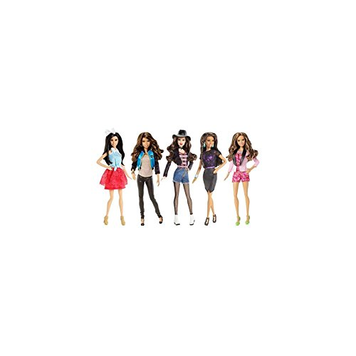 Barbie Fifth Harmony Doll Package