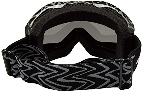 Negro Snowboard Hombre Fenom De Art Gafas Serie Quiksilver Pnxw8g4aq0