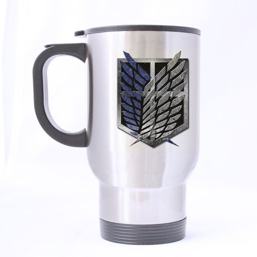 Attack Customize Personalized Mugs Printed product image