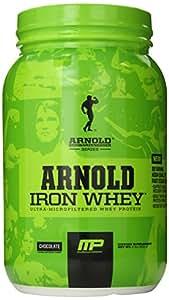 Muscle Pharm Arnold Schwarzenegger Series Iron Whey, Chocolate, 2 Pound