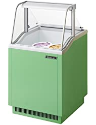 Turbo Air TIDC-26G Ice Cream Dipping Cabinet