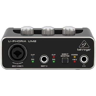 behringer-audio-interface-um2