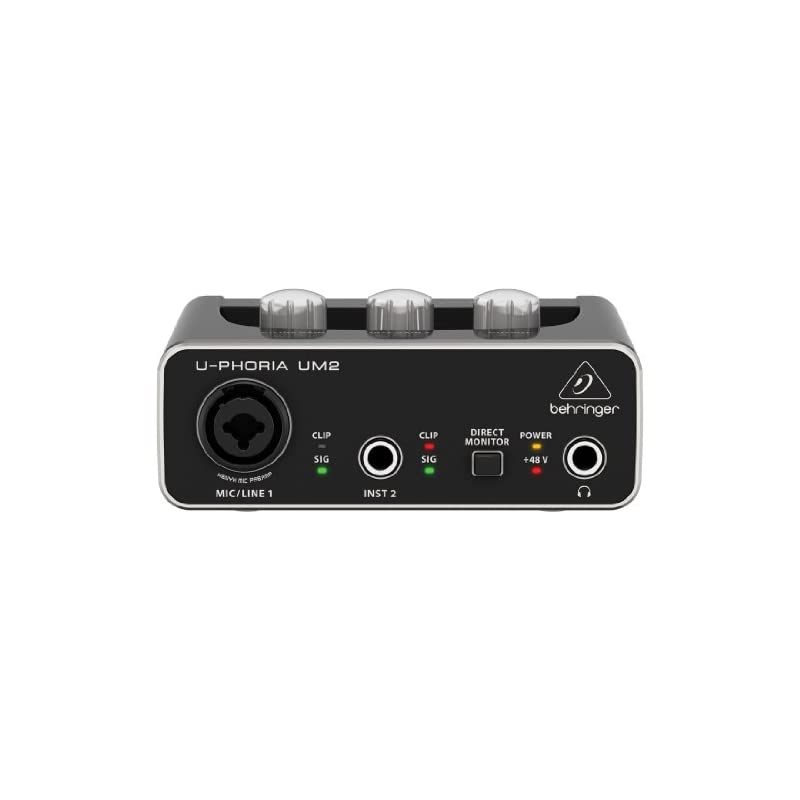 BEHRINGER Audio Interface (UM2)