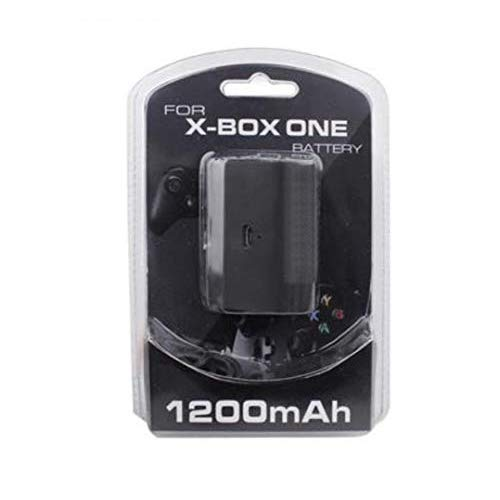 Xbox One Controller Rechargeable Battery Pack w/ USB Charging Cable, Play While You Charge Power Kit (Renewed)