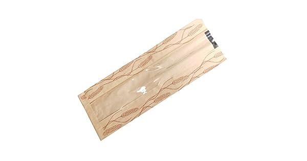 Amazon.com: MT Products - Bolsa de papel kraft para pan (50 ...