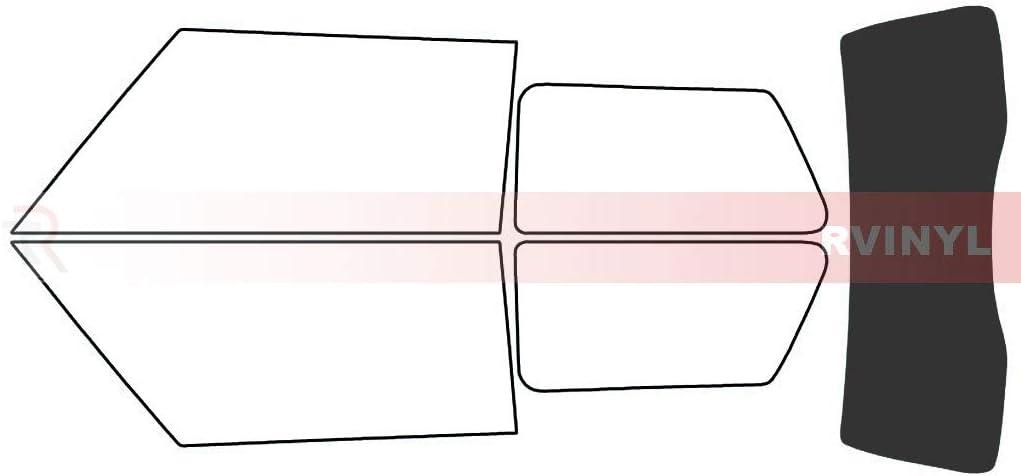 Rtint Window Tint Kit for Mini Cooper 2002-2006 Rear Windshield Kit 20/%