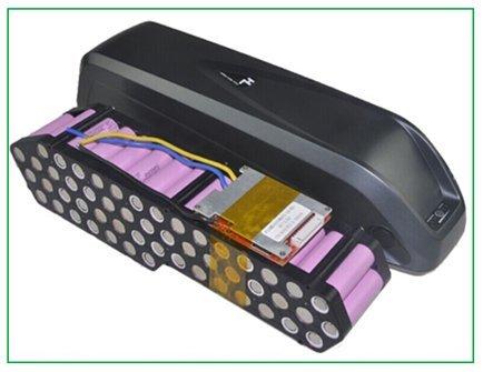 SunB Hailong 01 48V 11.6AH E Bike Battery with 18650 Panasonic Batteries + BMS + charger