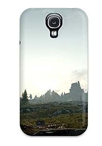 Fashion Tpu Case For Galaxy S4- Skyrim Defender Case Cover