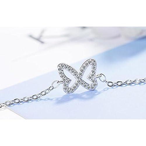 39fd39da3357 80% OFF Scrox Nueva moda elegante y salvaje Corea pulsera de cristal fresco  de las
