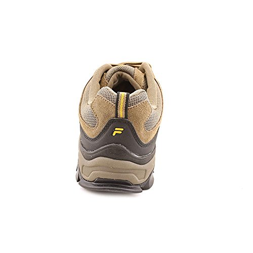 Fila Travail Men US 9.5 4E Brown Trail Running 30%OFF