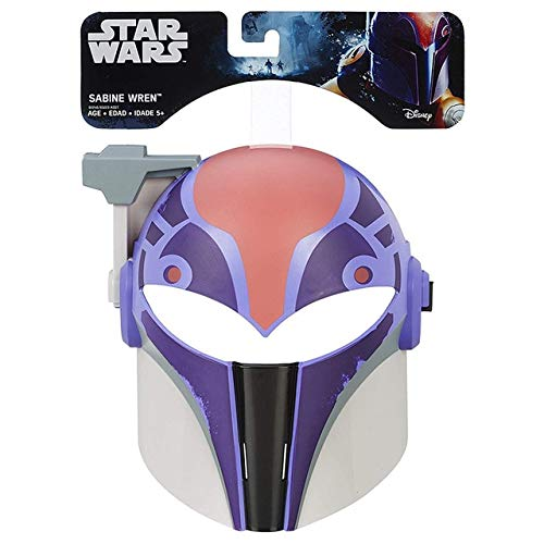 VIET STAR Stormtrooper Sabine Wren Plastic Mask Collection Halloween Party Gift Toy for Children - Legends Gifts Movies Comic Toys Collection -