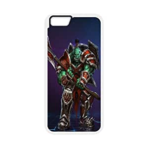 Character Phone Case Heroes of the storm For iPhone 6 Plus 5.5 Inch NC1Q03084