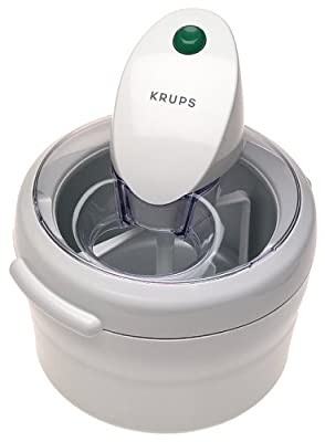 Krups 358-70 La Glaciere Ice Cream Maker