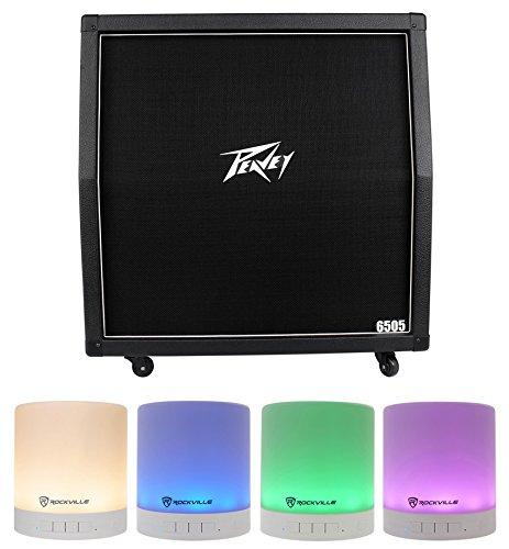Peavey 6505 412 Slant 16 Ohm 300w 4x12 Guitar Amplifier Cabinet + Free Speaker (412 Guitar Speaker Cabinet)