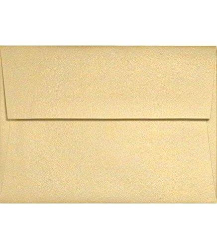 A2 Invitation Envelopes (4 3/8 x 5 3/4)  - Metallic Folded Shopping Results