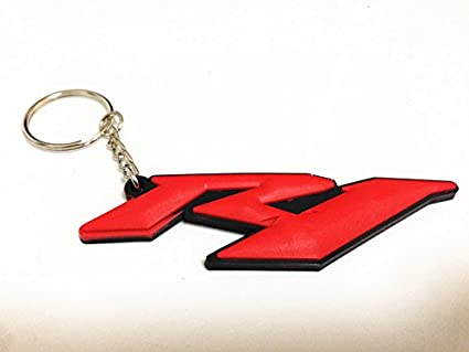 Motor _ Pro clave cadena llavero rojo para Yamaha R1 Racing ...