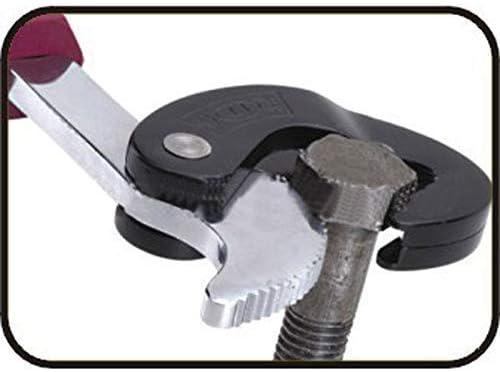 Henseek DIY & Tools Adjustable Wrench Fast Spanner Universal Tube Tongs Self-Locking Quick Wrench Hardware Tool Kits Screwdriver Sets