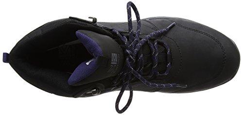 Hautes Harris Black Mid Ladies Weathertite Femme Karrimor de Marron Randonnée Chaussures 6q0Tw0WdZR