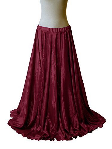 Belly Dance Circle Skirt - Indian Trendy 40