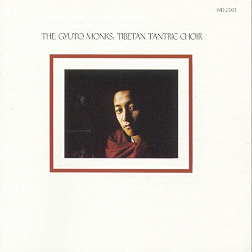 Cover of Tibetan Tantric Choir