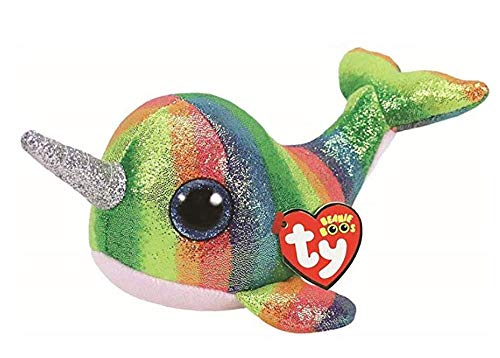 (Ty Beanie Babies 36216 Boos Nori the Narwhal)