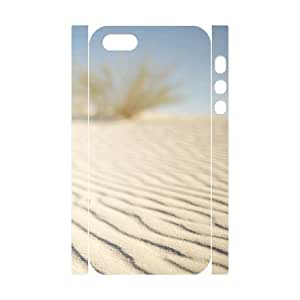 Diy Nature Desert Phone Case for iphone 5s 3D Shell Phone JFLIFE(TM) [Pattern-4]