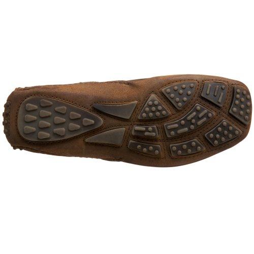 Bed Stu Heren Pch Crazy Horse Driving Shoe Kaki