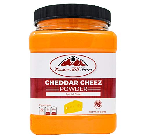 Hoosier Hill Farm Cheddar Cheez Powder, 1 ()